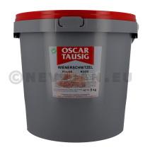 Oscar Tausig Wienerschnitzel rood 5kg