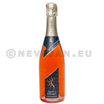 Poll-Fabaire Crémant du Luxembourg Pinot Noir Rosé 75cl