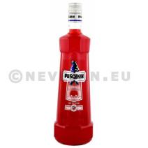Vodka puschkin red 1l 17.5%