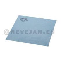 Vileda Microvezeldoek 35x38cm 5st blauw PVA Micro