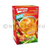 Royco minute soup kip + vermicelli 20st classic