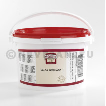 Delino Salsa Mexicana saus 3kg emmer