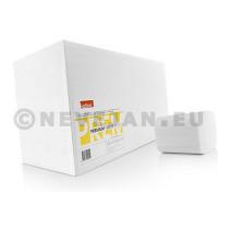 Toiletpapier Bulkpack 9.5x19.5cm Tissue 2 laags Wit 36x250 vellen