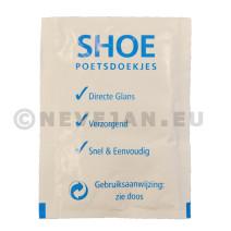 Schoenpoetsdoekjes Shoe Shine 1000st Bienvenue