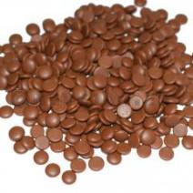 Smeltchocolade drops melk 4kg DV Foods