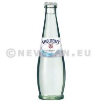 Gerolsteiner Sprudel water Gourmet 25cl fles