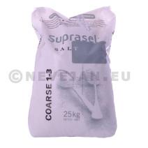 Suprasel 1/3 25kg grof zout voor consumptie