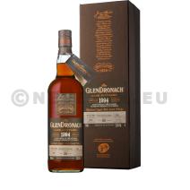 The GlenDronach 1994 Cask Bottling 26 Year Batch 18 70cl 52.8% Highland Single Malt Scotch Whisky