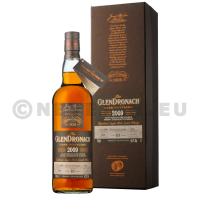 The GlenDronach 2009 Cask Bottling 10 Year Batch 18 70cl 61.9% Highland Single Malt Scotch Whisky