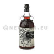 The Kraken Black Spiced Rum 70cl 40%