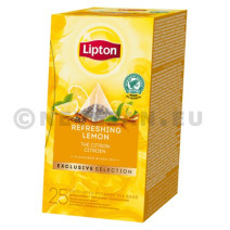 Lipton Tea Citroen EXCLUSIVE SELECTION 25st