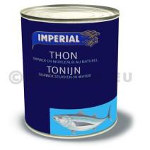Tonijn natuur solid pack 800gr imperial