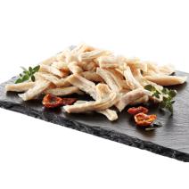 Top Table Gegaarde Shredded Kipfilet Euro Poultry