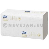 Tork xpress handdoek 2lg zigzag extra soft 100297