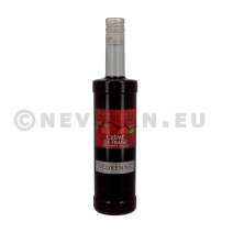 Vedrenne Creme de Fraise 70cl 15% Aardbeienlikeur