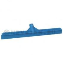 Vikan eenblad vloertrekker 50cm blauw 71503