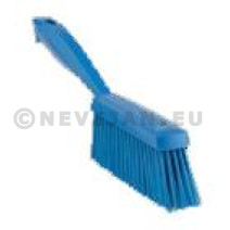 Vikan handveegborstel blauw 45873 zacht