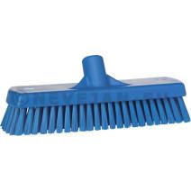 Vikan schuurborstel 30cm blauw 70603