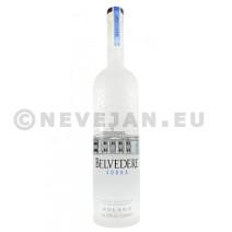 Vodka Belvedere Pure 3 Liter 40% Polen met LED verlichting