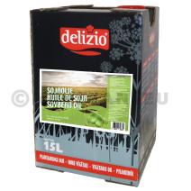 Sojaolie 25l delizio plantaardige olie