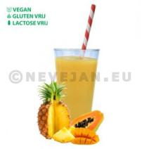 WOW Smoothies Papaya Mango Ananas 33x150gr Diepvries