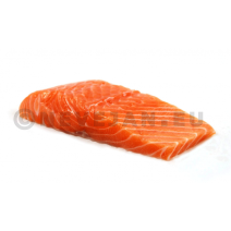 Zalmfilet middenstuk 200gr/st Atlantic MSC 5kg Pieters Foodservice Diepvries