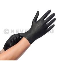 Nitril Handschoenen Blauw Medium 100st