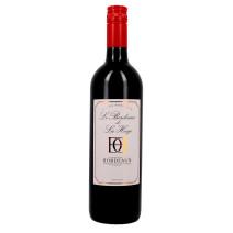 Le Bordeaux de La Haye rood 75cl 2017 Bordeaux (Wijnen)