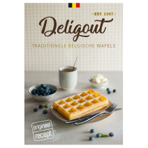 Brusselse Wafels (3x5) Diepvries 24stuks Deligout