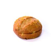 Hamburger Mais Bun 60x100gr Diversi Foods N° 1937 diepvries