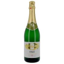 Schuimwijn zonder Alcohol Vina'0° Le Classic 75cl Brut Bio (Schuimwijn)