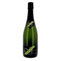 Mousserende Wijn Extra Brut 75cl Wijngoed Monteberg Heuvelland (Default)