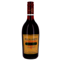 Pineau des Charentes Buissac Rosé 75cl 17%