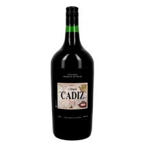 Aperitief op basis van wijn Vinho Cadiz rood 1.5L 19% Likeurwijn (Porto)