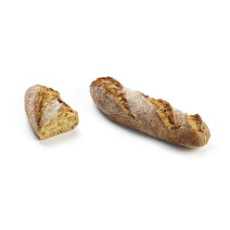Panesco Artisanaal Meergranen Half Stokbrood 40x125gr 5000954
