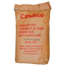 Cassonade donker 1kg candico