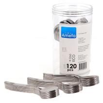 Amefa Koffielepels Theelepels 12cm Inox 120st Eco 0265 (Bestek,Aluminium producten)
