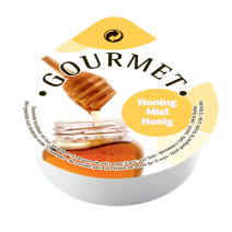 Honingporties cups 100x20gr gourmet serv a-portion