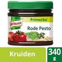 Knorr Primerba rode pesto 340gr