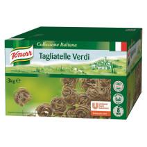 Knorr tagliatelli verde 3kg collezione italiana