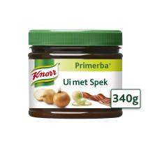 Knorr primerba gefruite ui met spek 340gr