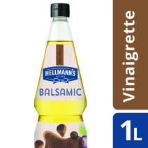 Hellmann's vinaigrette balsamico-aardbei 1l knij