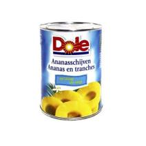 Ananas 10 schijven 0.75l dole