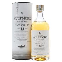 Aultmore 12 Year 46% Speyside Single Malt Scotch Whisky