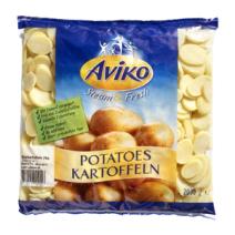 Aviko gekookte aardappelschijfjes 6x2kg