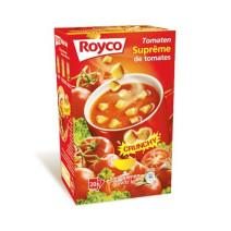 Royco Minute Soup tomatensuprème 20st Crunchy