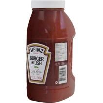 Heinz Relish Burger saus 2.15L 2,5kg