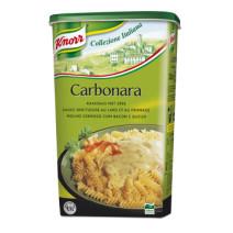 Carbonarasaus poeder 1.19kg knorr coll.italiana
