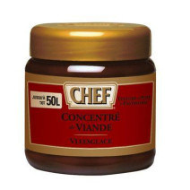 Chef vleesglace pasta 500gr nestlé