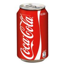 Coca Cola CAN 24x33cl